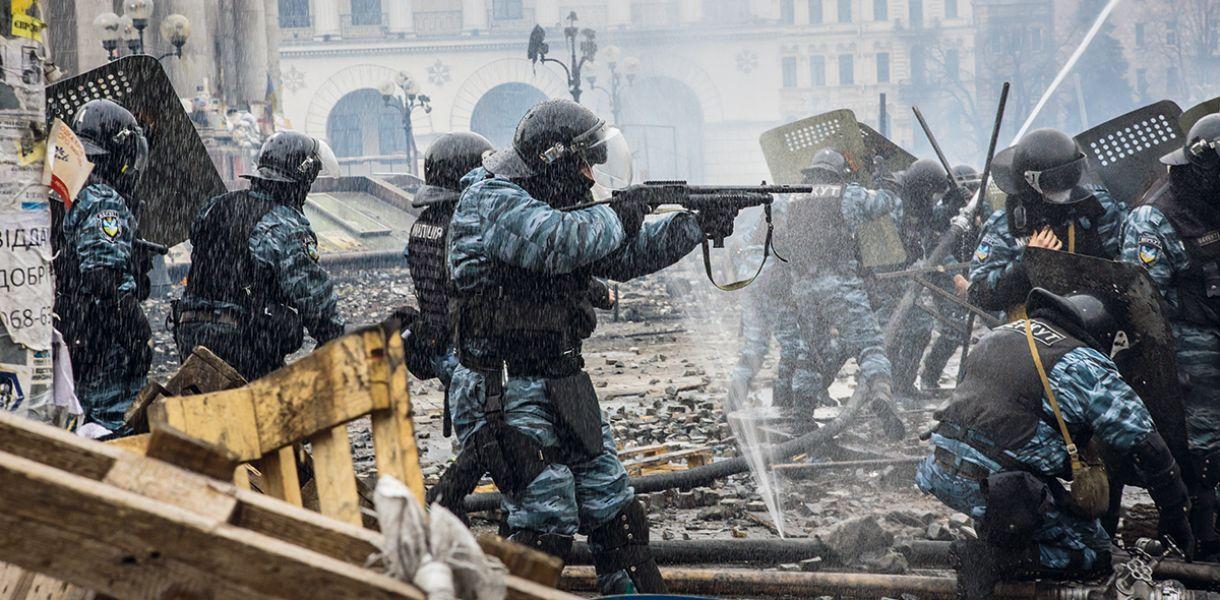 Преступления против Евромайдана: ГПУ уволила трех прокуроров, которые ра...