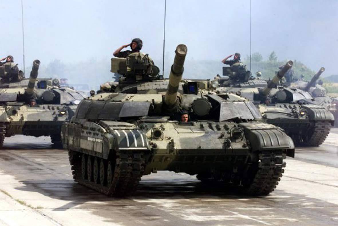 Харьковский бронетанковый завод в 2016 году поставил украинским военным...