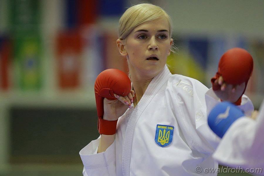 Украинские каратисты завоевали бронзу чемпионата Европы