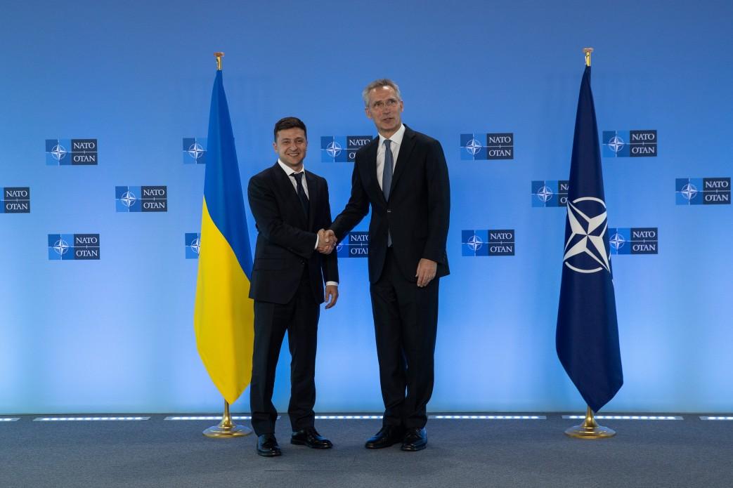 НАТО выделят Украине более 40 млн евро