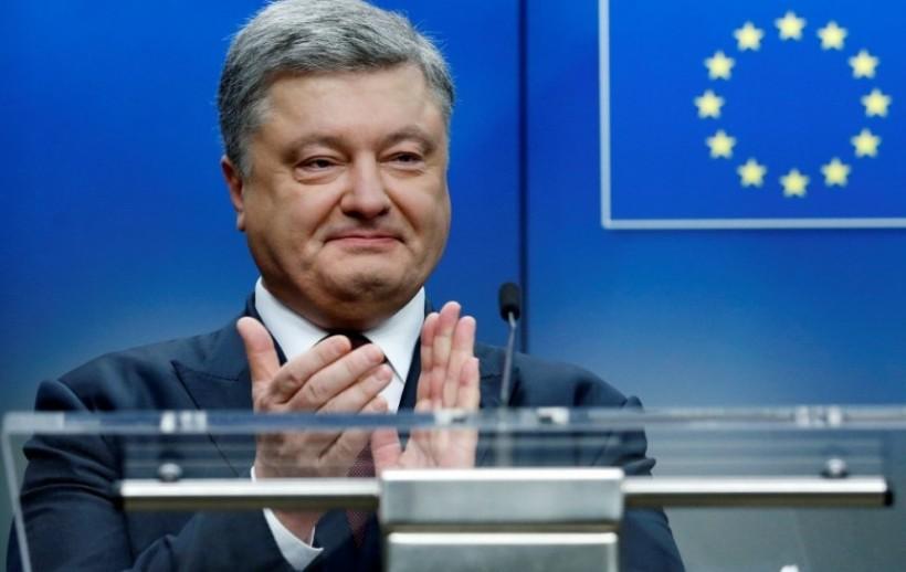 Президент Украины за минувший год разбогател почти на 1,6 млрд грн