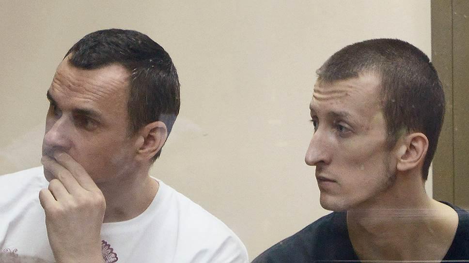 Сенцова и Кольченко вызовут в прокуратуру для дачи показаний