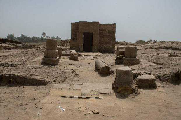 В Египте обнаружили голову Марка Аврелия