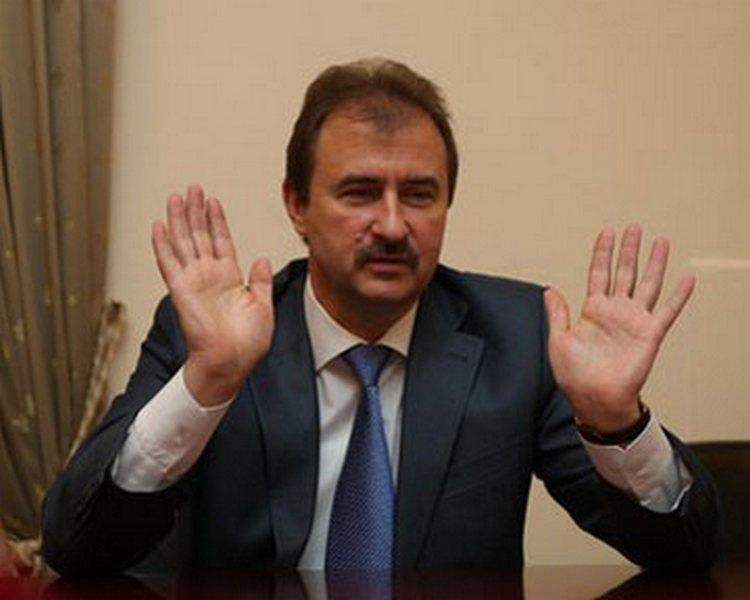 Генпрокуратура отправила в суд обвинение против Попова