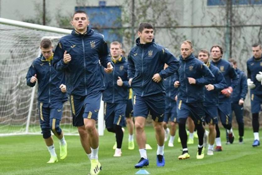 Стал известен календарь матчей футбольной сборной Украины в 2019 году