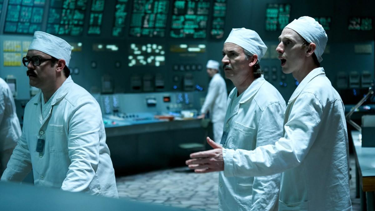 """Сериал """"Чернобыль"""" снимался в Вильнюсе"""
