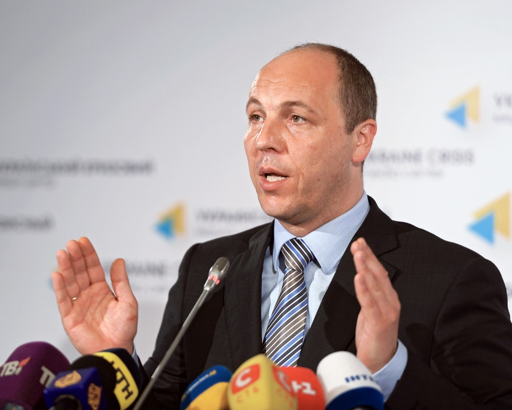Парламенты Украины, Польши и Литвы выступят с совместным заявлением о тр...