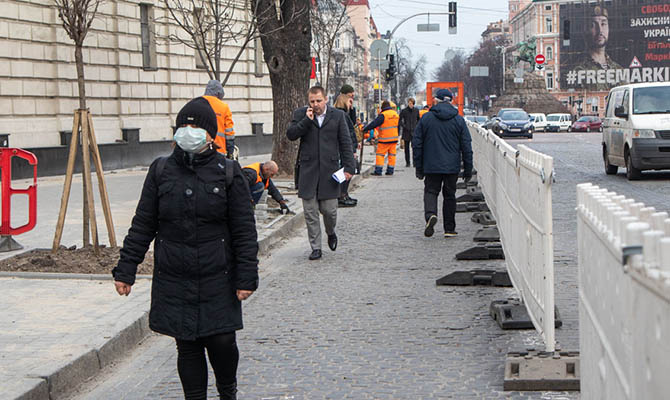 Статистика коронавируса в Киеве: второй день более 500 новых случаев
