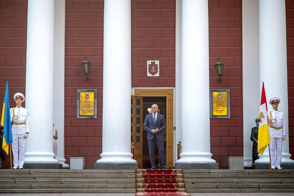 местные выборы, мэр, Геннадий Труханов, Одесса, фото