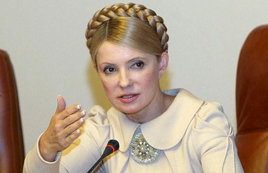 Тимошенко: при Януковиче в правительстве готовили кабанов для охоты