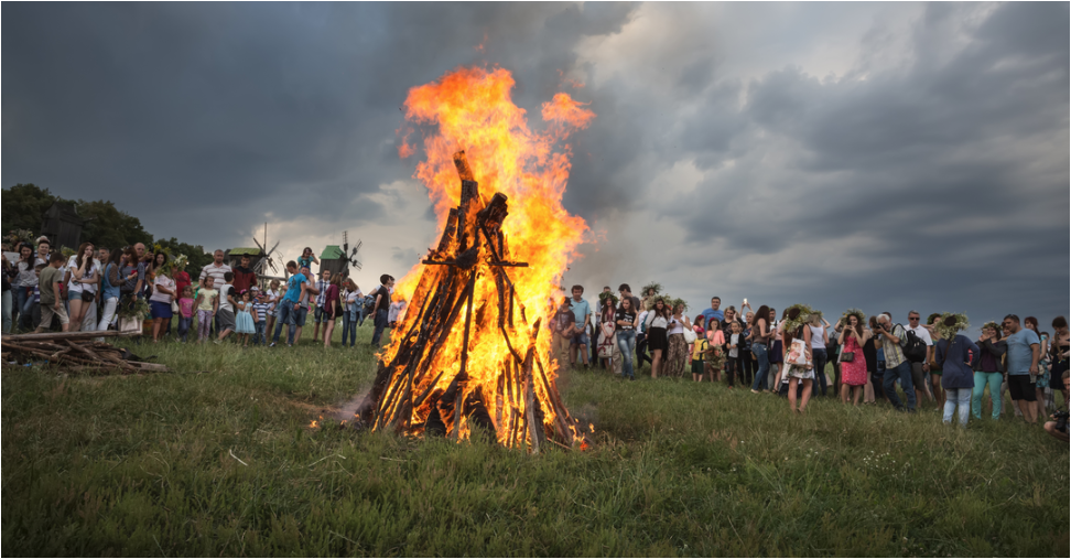 День Ивана Купала: история и традиции праздника