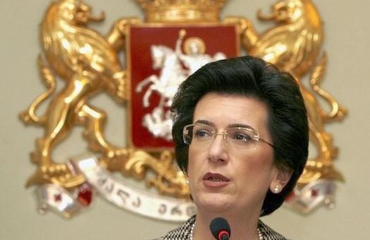 Нино Бурджанадзе запретили въезд в Украину