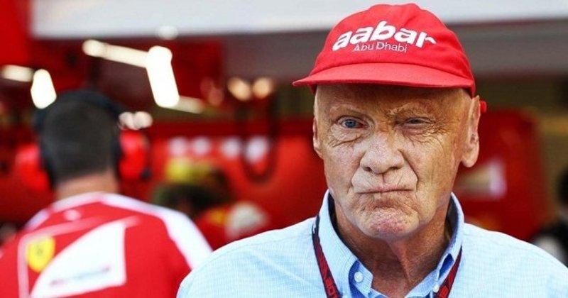 Умер трехкратный чемпион Формулы-1 Ники Лауда
