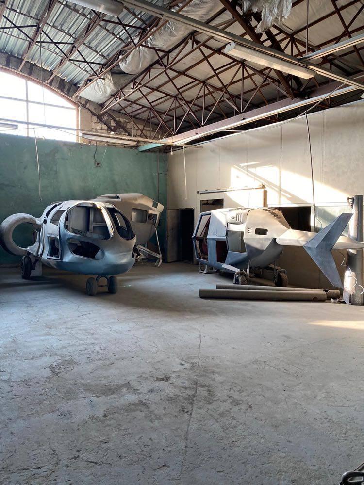 В Молдове раскрыли подпольный цех по производству вертолетов