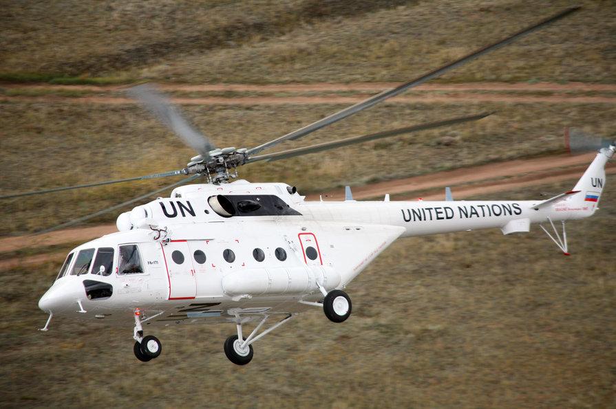 В ЦАР разбился вертолет миротворческой миссии ООН. Есть погибшие