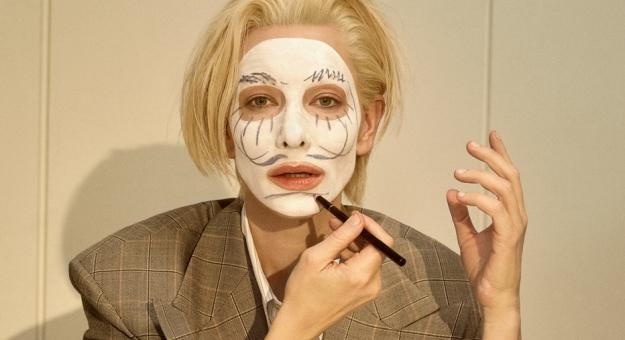 Апофеоз гламура: Кейт Бланшетт перевоплотилась в художника-концептуалист...