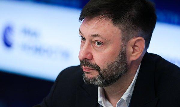 Вышинскому разрешен въезд в Украину, – СБУ