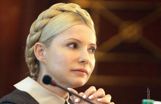 Тимошенко предложила развесить билборды: «Федорыч, это - кидок»