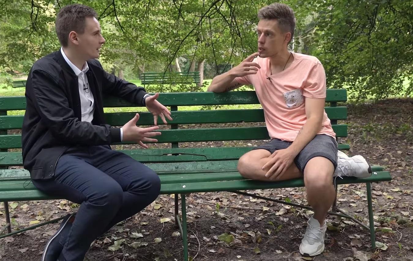 Он делает революцию. Вышло интервью с создателем белорусского Telegram-к...