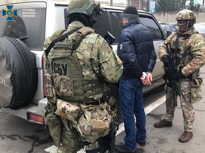 СБУ помогла предупредить двойное убийство в Грузии