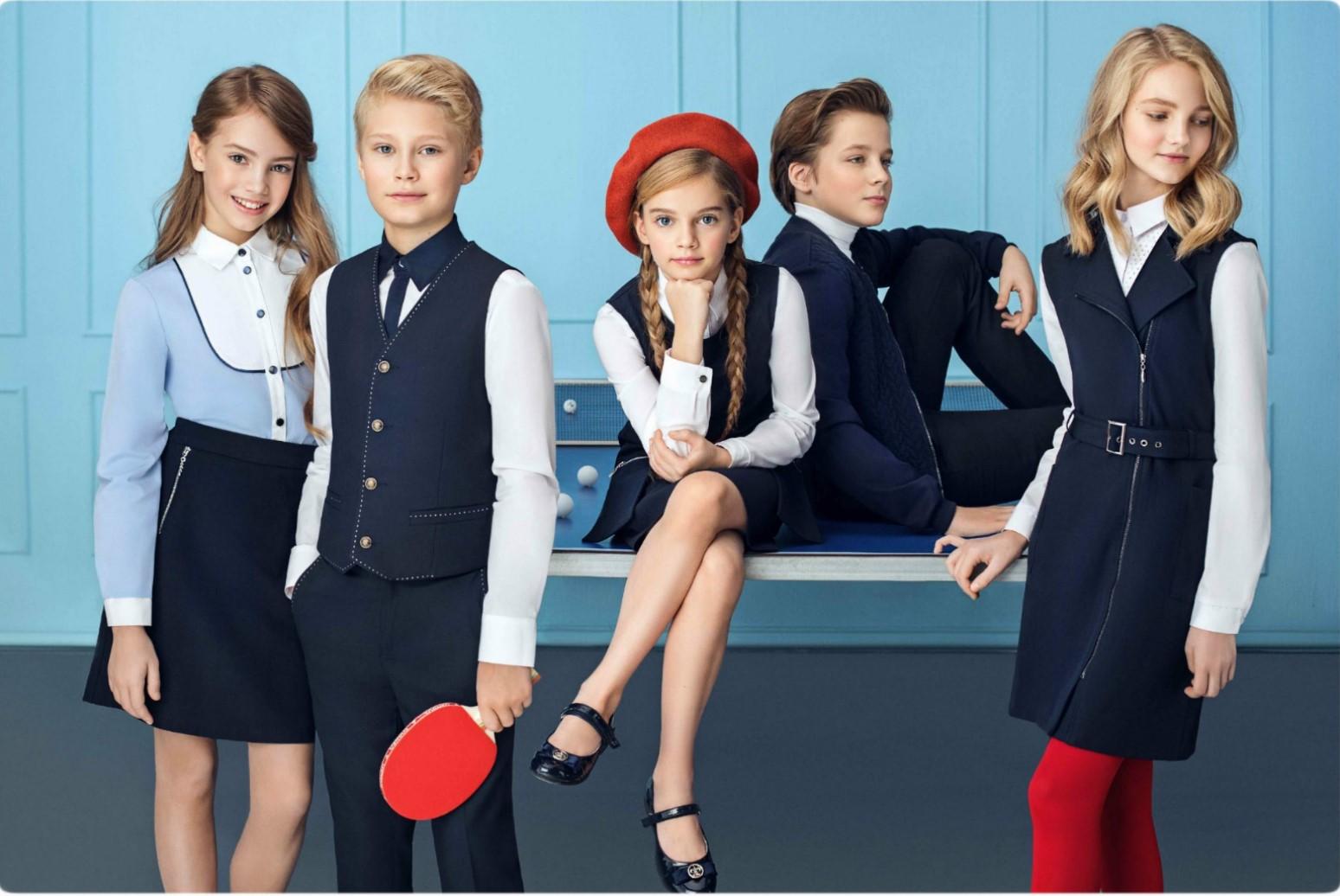 Одежда в деловом стиле – конструктивная альтернатива школьной форме