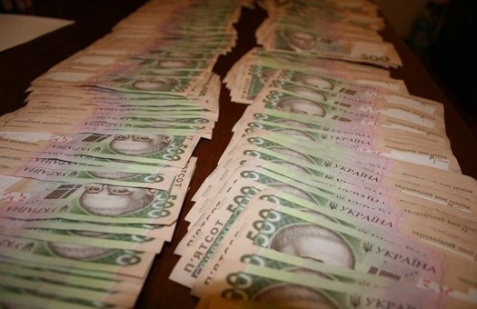 В Кривом Роге поймали чиновницу Минюста на взятке в полмиллиона грн