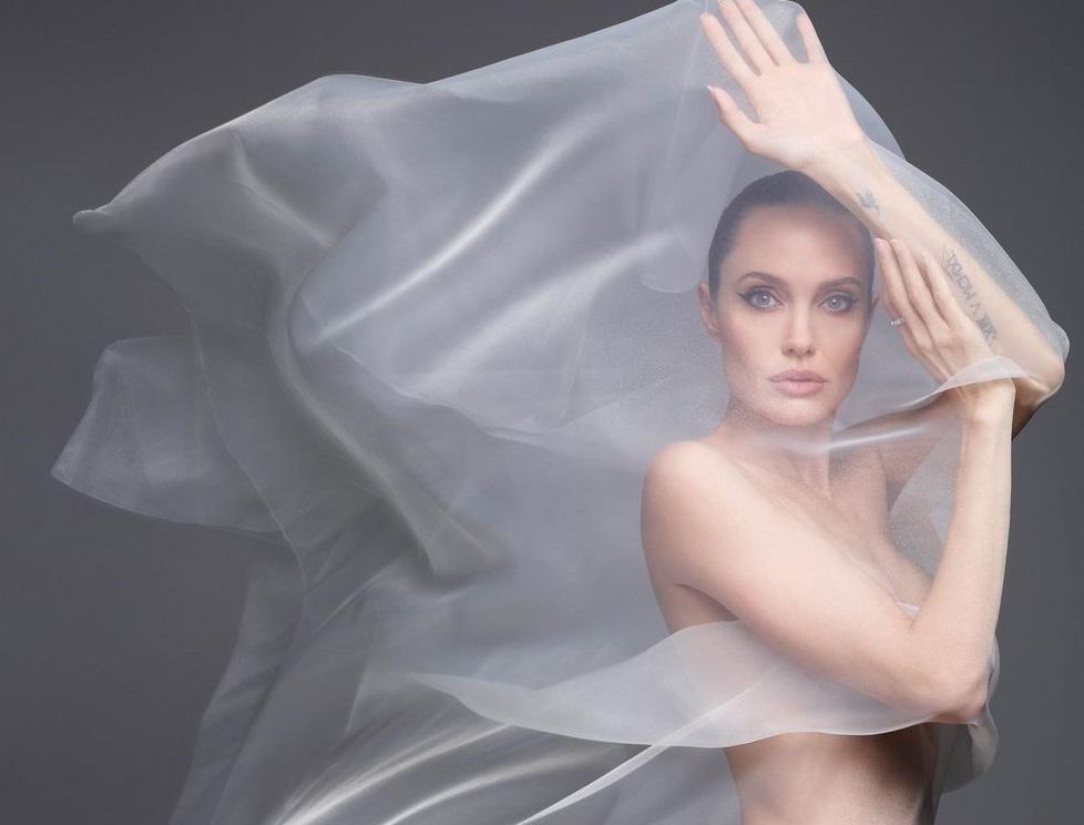 Анджелина Джоли переживает о будущем своей дочери Захары