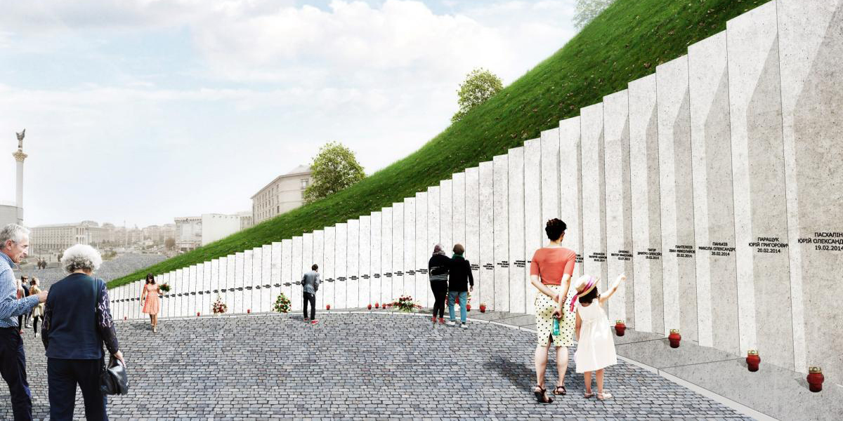 Следствие ведут. Почему строительство мемориала Героев Небесной сотни вс...