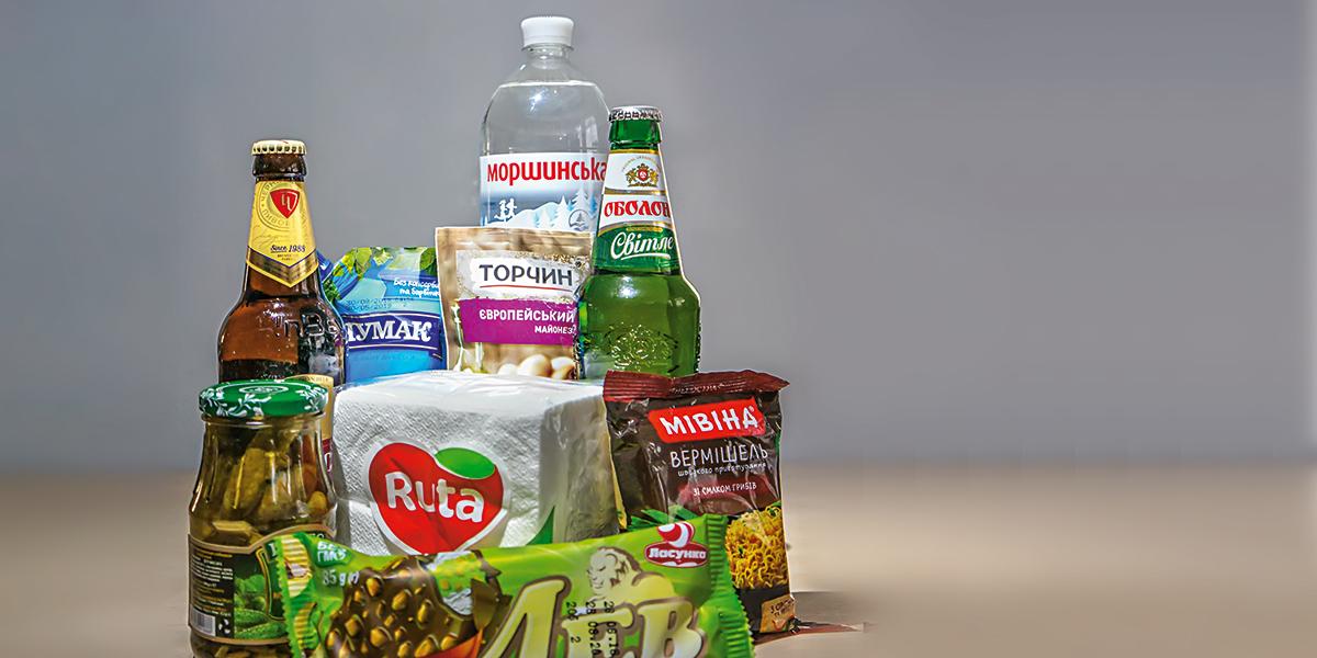 Продовольственная ностальгия. Как украинские товары проникают в оккупиро...