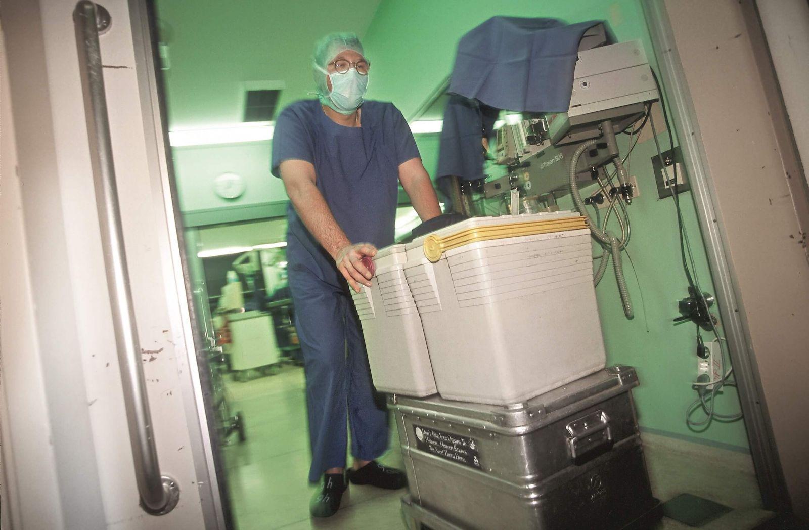 трансплантация органов, Украина, фото