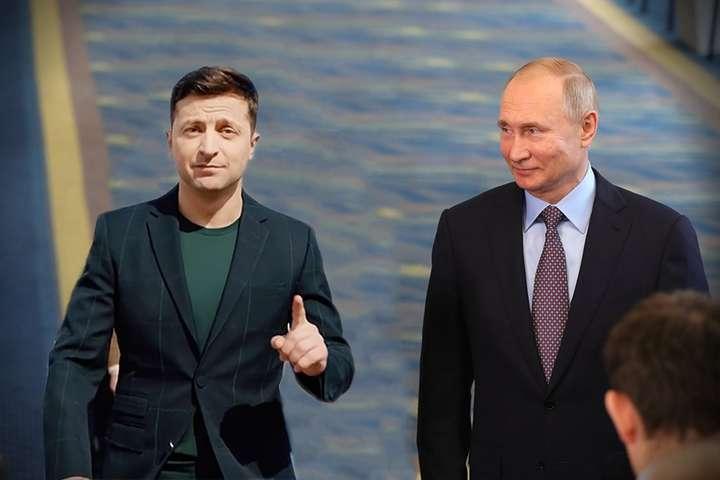 Зеленский с Путиным могут встретиться в следующем месяце, – Коммерсант