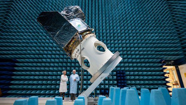 Европа запускает космический телескоп, чтобы исследовать далекие миры