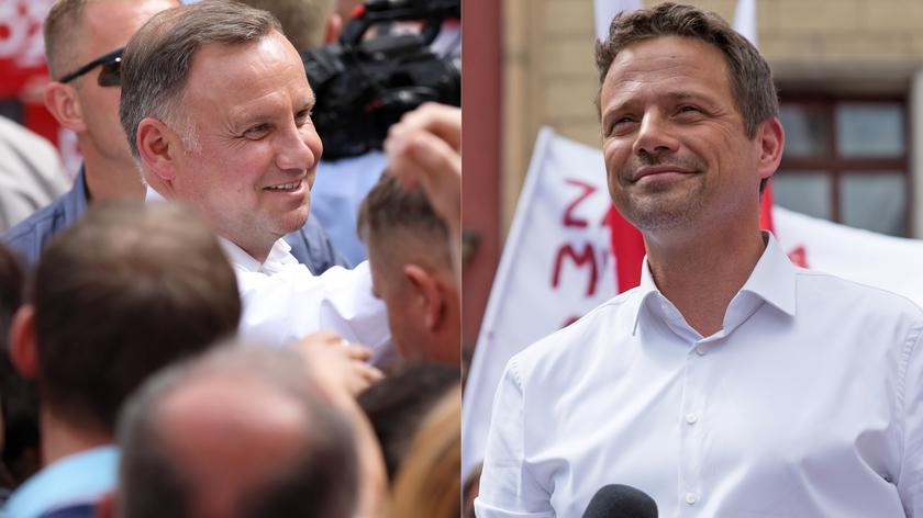 Анджей Дуда с минимальным перевесом побеждает на выборах президента Поль...