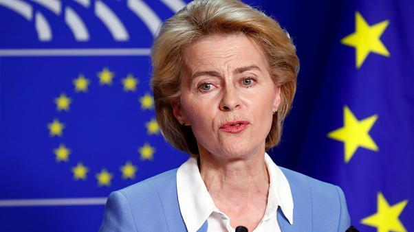 Глава Еврокомиссии призвала ЕС ввести санкции против Беларуси