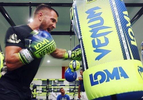 Ломаченко: Мое тело немного устало от бокса, но я в форме