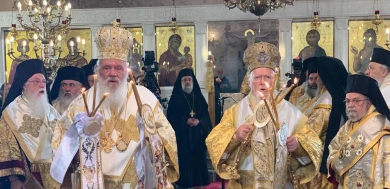 Элладская церковь завершила признание автокефалии ПЦУ
