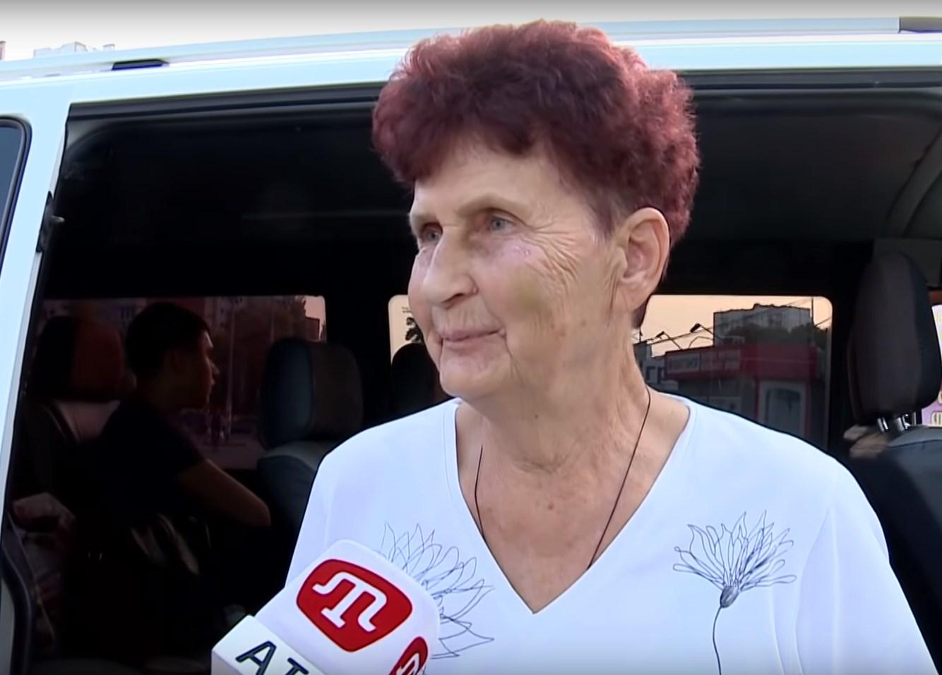Людмила Сенцова поделилась эмоциями после возвращения своего сына в Укра...