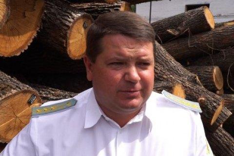 Пойманный на взятке в 100 тыс. долларов директор лесхоза вышел из СИЗО п...