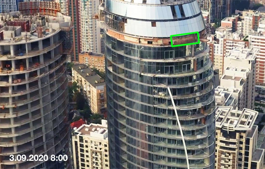 Никакой сенсации: В Taryan Group прокомментировали возгорание техэтажа н...