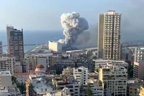 Под контролем армии. Бейрут объявили зоной бедствия