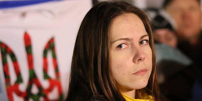 Вера Савченко считает, что за ней следят и хотят взорвать
