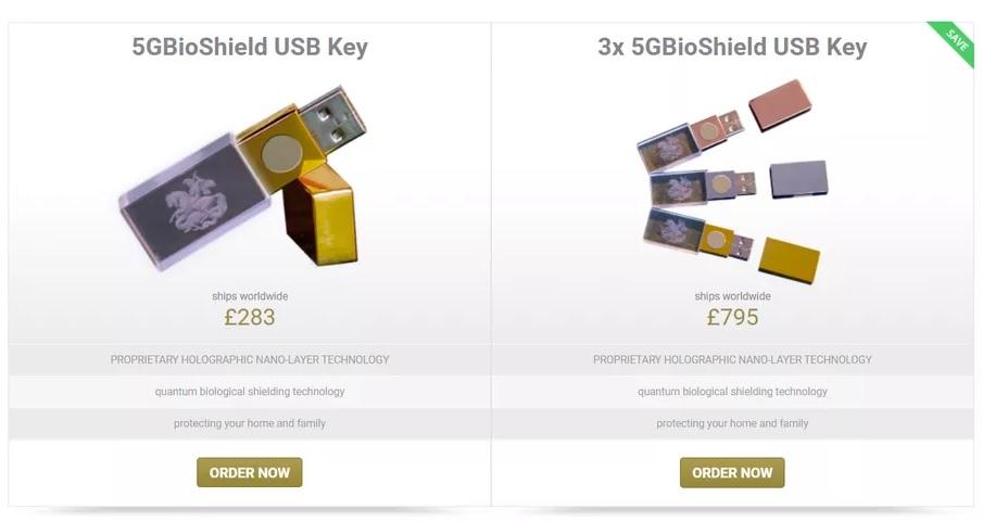 5G, USB-флешка
