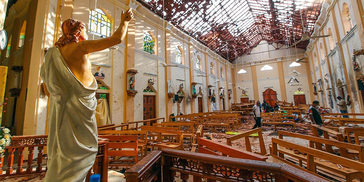 Ад в тропическом раю. Как взрывы на Шри-Ланке обнажили цивилизационный к...
