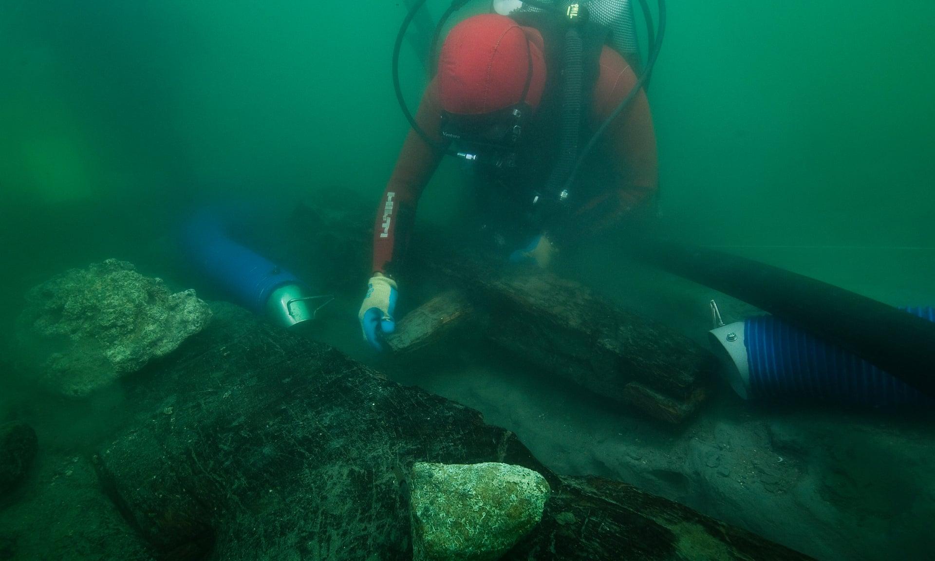 Обломки древнеегипетского корабля доказали правоту Геродота спустя 2,5 т...