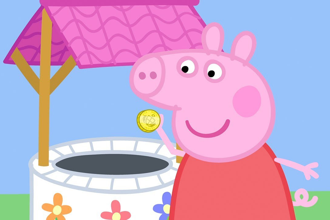 Свиное сокровище. Почему Свинка Пеппа стоит в десятки раз больше, чем вс...