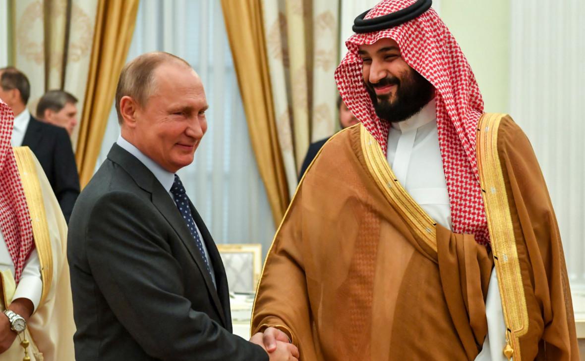 Через 19 лет Россия исчезнет с мирового рынка нефти,  – наследный принц...
