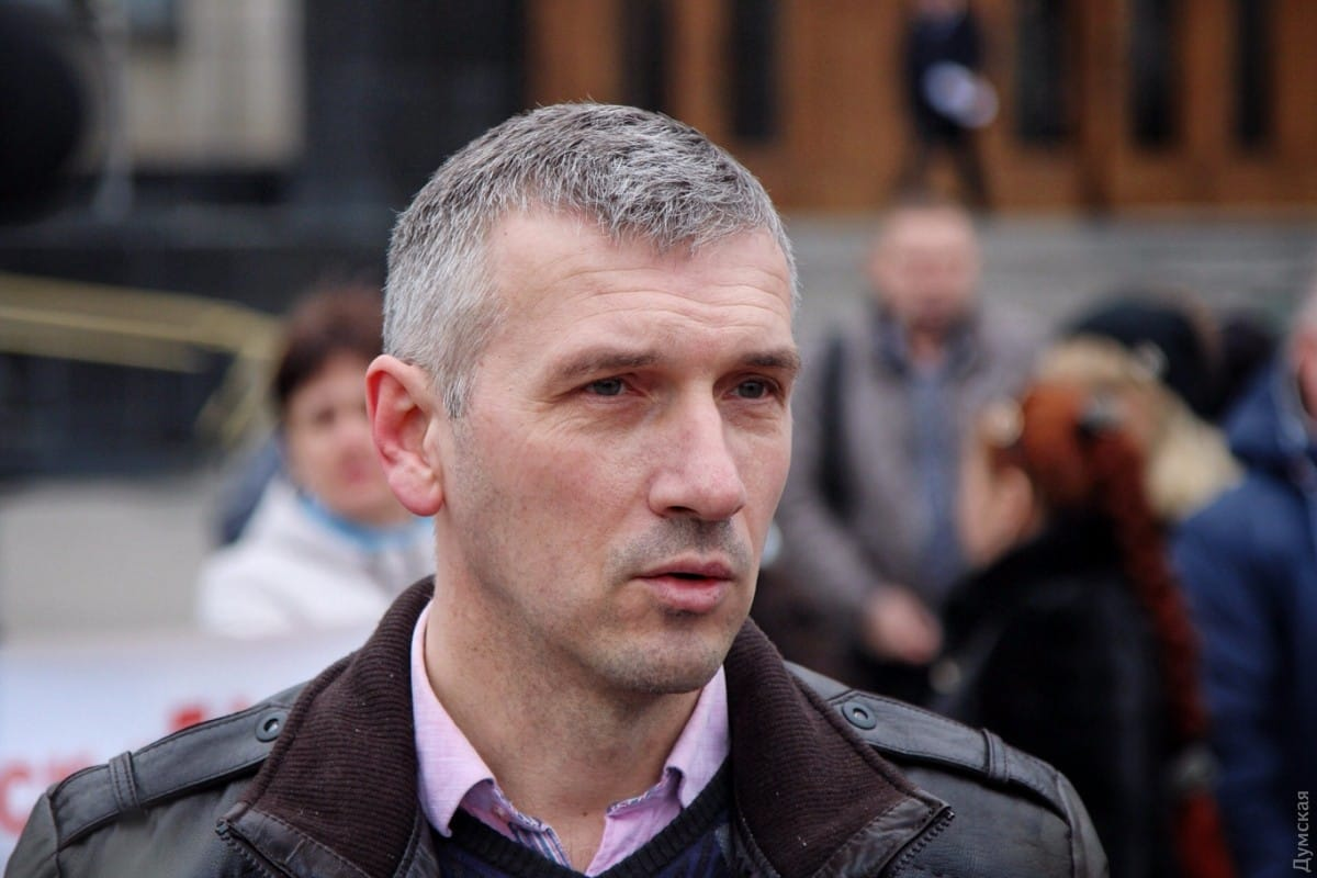 Одесскому активисту Михайлику хирурги извлекли пулю из легких