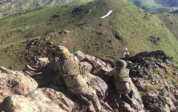 Турция начала военную операцию против курдов в Ираке