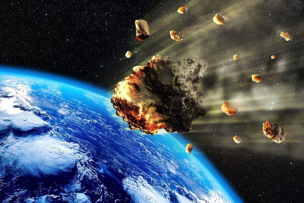 Каменный гость. Может ли человечество погибнуть из-за удара астероида