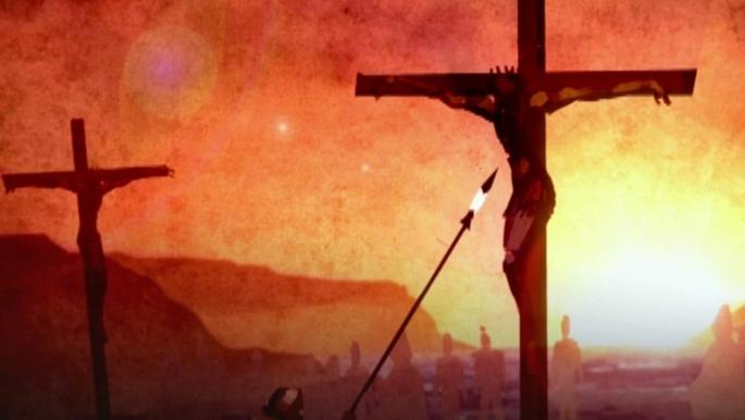 Бразилец решил спасти Христа прямо во время спектакля